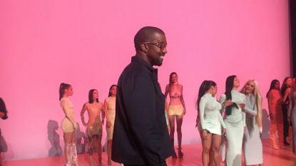 Kanye West presenteert eerste porno-awardshow... en kiest de pornoster die het meest op zijn vrouw lijkt