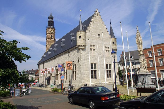 De Lakenhal in Herentals.