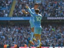 Sans De Bruyne, Manchester City ne fait qu'une bouchée d'Arsenal