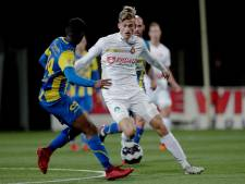 Telstar ontslaat speler na ziek melden vanwege Spurs-Ajax