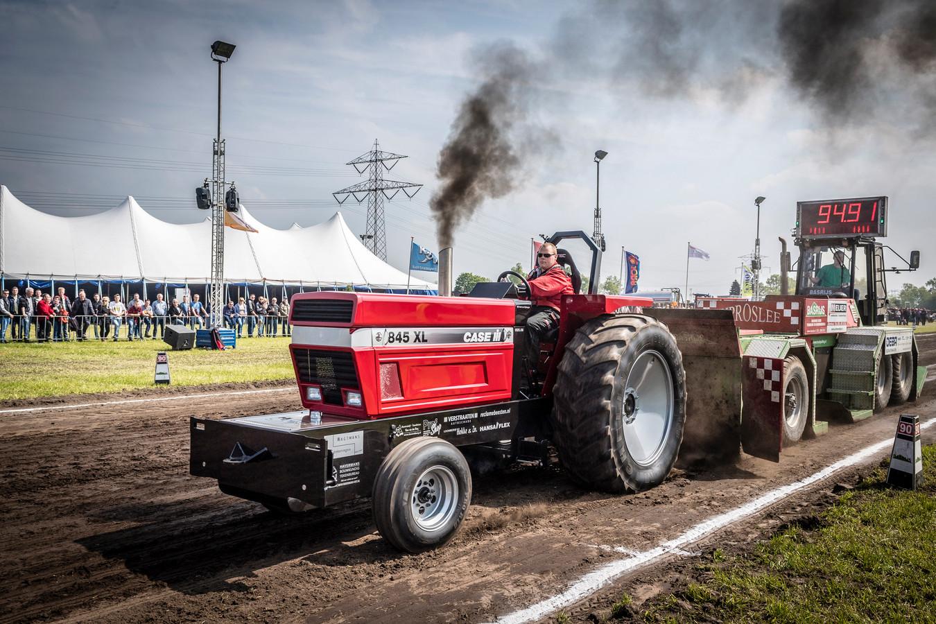 Tractor Pulling KPJ Oud Gastel.