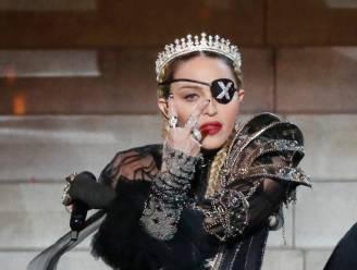 Madonna is eindelijk hersteld van knieblessure