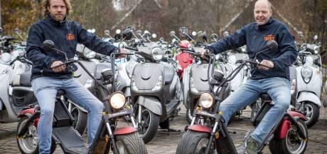 Actief Twente in Beuningen zet voertuigen te koop