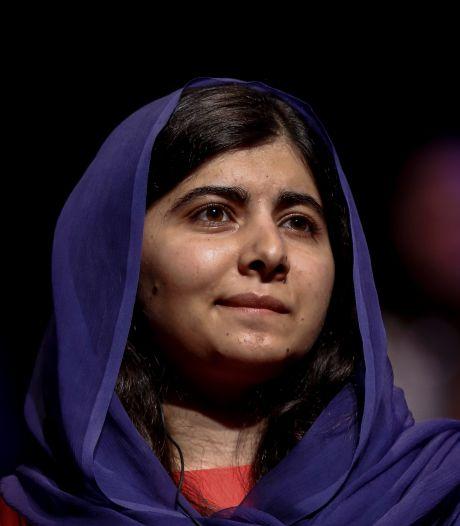 Nobelprijswinnares Malala afgestudeerd aan universiteit Oxford: 'Nu Netflix en slapen'