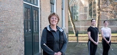 Wilfra Jonker uit Zonnemaire is al veertig jaar een dansmarieke