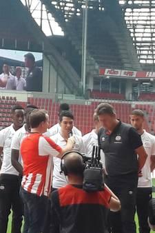 Ongeveer 12.000 fans van PSV wonen open dag in Philips Stadion bij