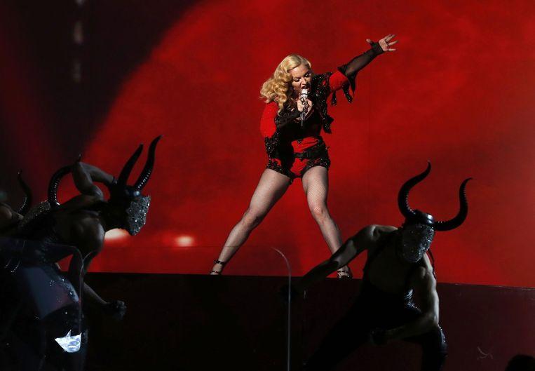 Madonna. Beeld REUTERS