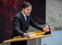 Mark Rutte (VVD): 'Heb ik u in al die jaren dat wij samenwerken ooit belazerd? Ik heb u nooit belazerd!'
