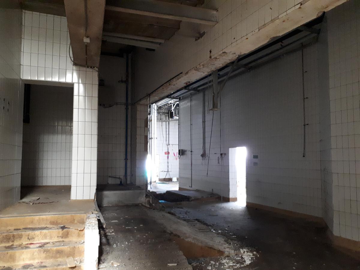 De binnenkant van slachthuis Verbist zal opengesteld worden voor fotografen.