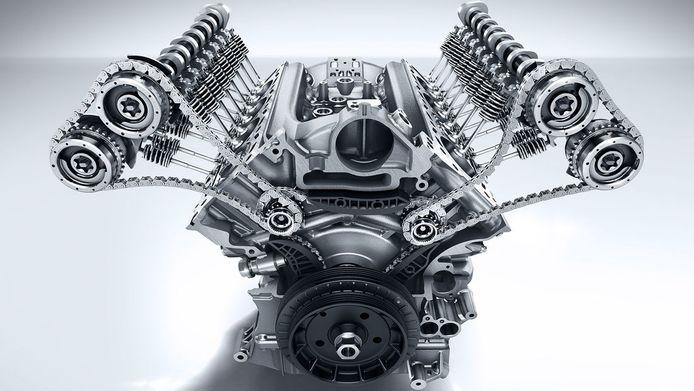 Mercedes-Benz verbrandingsmotor