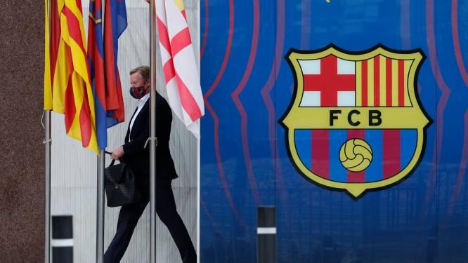 Geen geld, veel tegenslag en het belletje met Suárez: dit was anderhalf jaar Koeman bij Barcelona