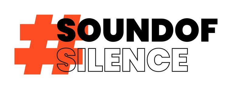 Het lofo van Sound of silence. Beeld RV