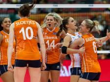 Vijf redenen voor het WK-succes van de volleybalsters