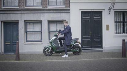 Elektrische deelscooter Felyx komt naar Brussel