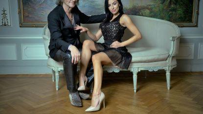 """Barbara, het nieuwe lief van Jan Kriekels: """"Onze relatie is op elk vlak fantastisch"""""""
