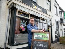 Gert (30) had heel erg zin in een feestje en opende daarom zelf een café in deze regio
