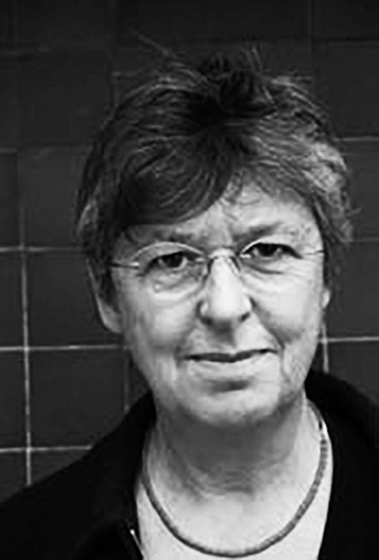 Myra ter Meulen, co-voorzitter van het bestuur van Mama Cash en bestuurslid bij Women Help Women. Beeld