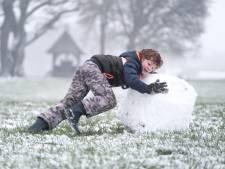 Dit is waarom sneeuw soms wel en soms niet plakt