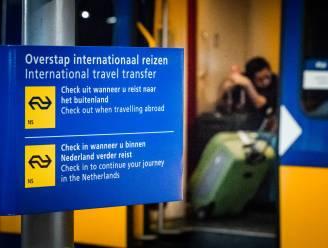 Woensdag staking conducteurs NS Internationaal