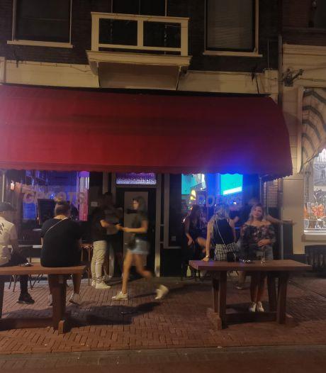 Studentencafé Groots na besmettingen: 'We zijn een feestcafé, dus nee, hier werd geen afstand gehouden. Maar het mocht!'