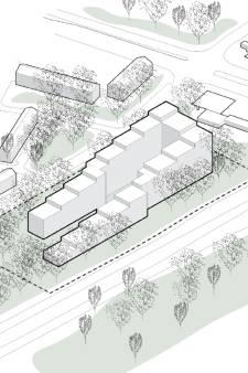 Plan voor 250 woningen aan Van Limburg Stirumlaan op plek kantoorgebouwen
