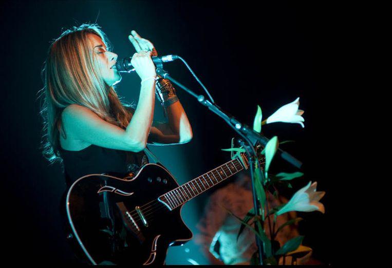 Heather Nova (Foto Alex Vanhee) Beeld UNKNOWN