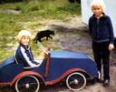 De broers Iwan en Dimitri Göbel zijn vanaf hun jonge jaren al bezig met auto's.