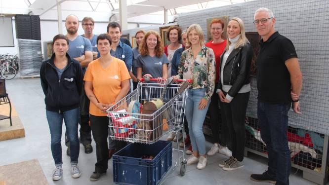 """Meetjeslandse Kringloopwinkels sluiten al zeker tot 10 april de deuren: """"Veiligheid van klanten en medewerkers primeert"""""""