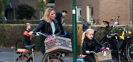 'Breng kinderen niet meer met auto naar school, maar altijd lopend of met de fiets'