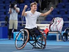 Niels Vink tennist eerst nog op de US Open voor hij zijn paralympische medailles naar huis brengt: 'Mart Hoogkamer is welkom'