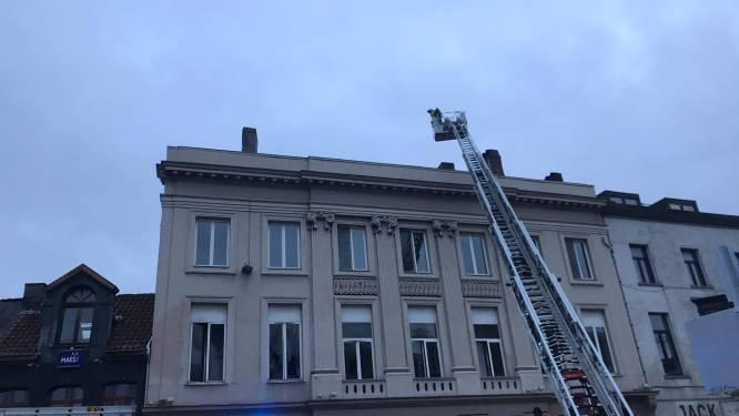 Na brand in appartement op Vlasmarkt: 31-jarige man aangehouden op verdenking van brandstichting