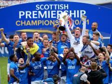 Rangers eindigt het seizoen ongeslagen en schrijft historie