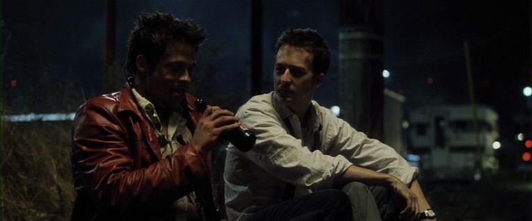 'Fight Club' van David Fincher. Beeld