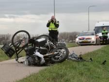 Motoragent (60) die scholieren schepte op fietspad in Babberich veroordeeld tot voorwaardelijke werkstraf