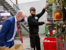 CU-voorman Gert-Jan Segers is persoonlijk geraakt door werkwijze van Veenendaals metaalbedrijf