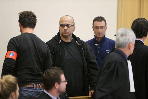 Ali Ipekci (met bril) krijgt dertig jaar cel.