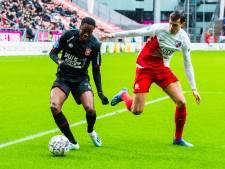 LIVE | FC Utrecht en FC Twente halen vooralsnog geen bijster hoog niveau