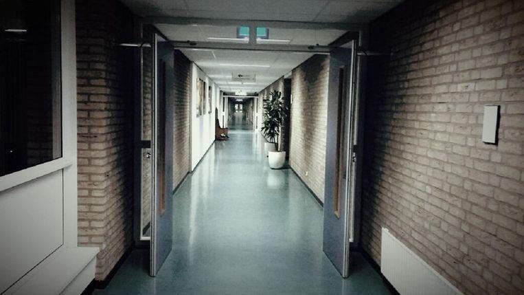 Een ggz-instelling in Leeuwarden.  Beeld -