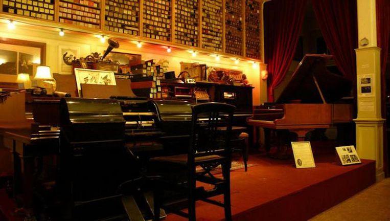 De Kunstraad kwam met het advies na de ophef rondom het Pianola Museum. Beeld Pianola Museum