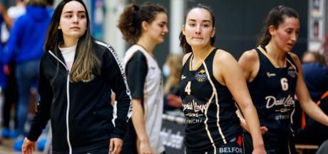 Geen stunt in de playoffs, dus hoopt Lisa van Dalsum volgend jaar met Cangeroes nog een stap te zetten