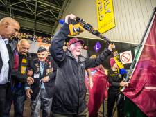 Airborne-duel Vitesse: Van der Werff nog geen Kashia