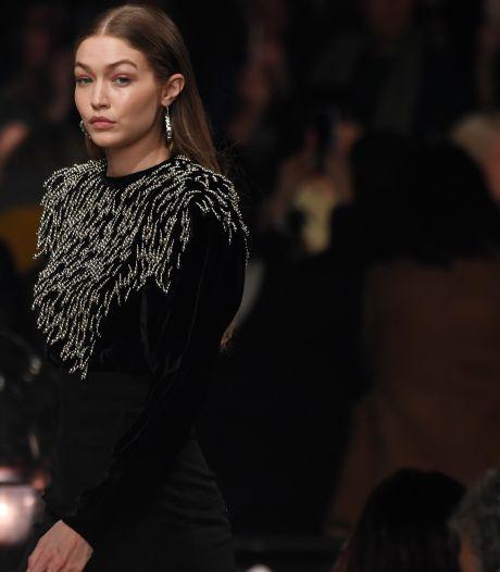 """Gigi Hadid en couverture du Vogue 10 semaines après son accouchement: """"Je ne rentre évidemment pas dans un 34"""""""