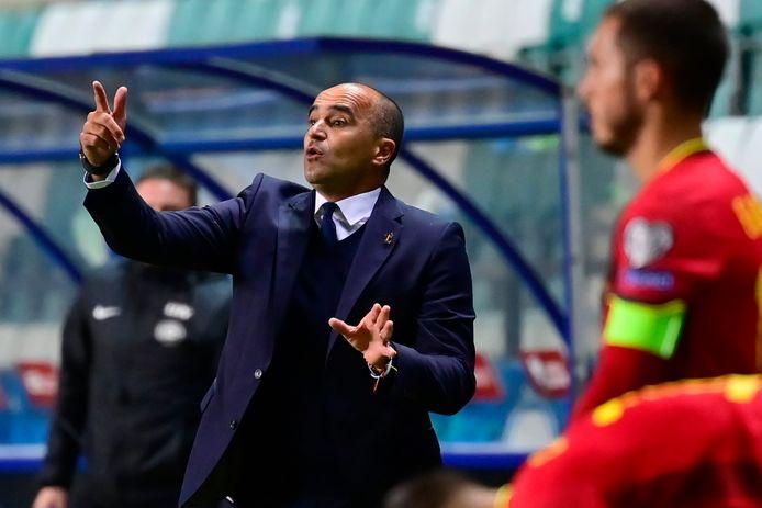 Roberto Martinez le sait: son équipe ne pourra pas se permettre les mêmes erreurs défensives, dimanche, contre la République Tchèque.