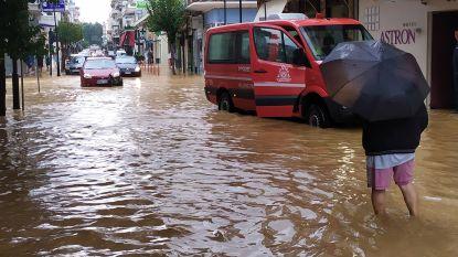 Derde slachtoffer gevonden na doortocht orkaan Ianos in Griekenland