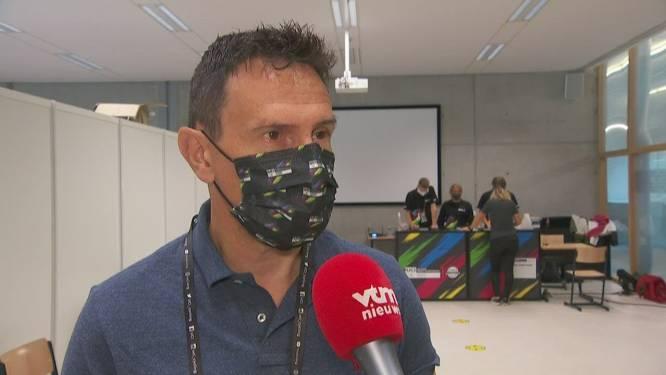 """WK-organisatie: """"De verslagenheid is groot, we vragen een minuut stilte om Sørensen te eren"""""""