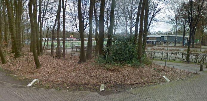 Sportpark Monnikenbos in Wapenveld.