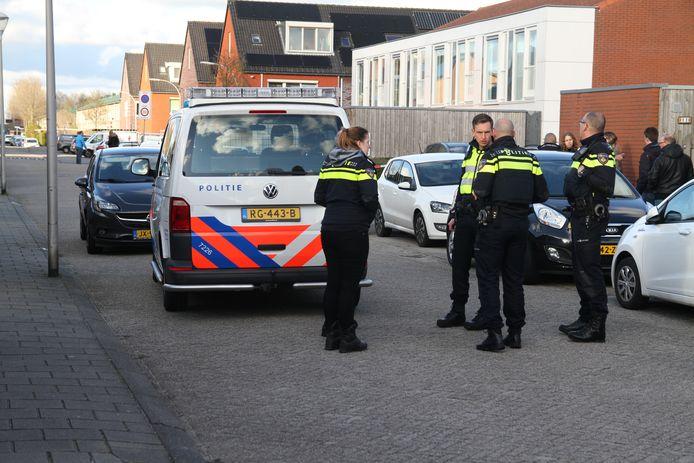 Twee mensen aangehouden nadat vrouw in Den Haag werd overreden.
