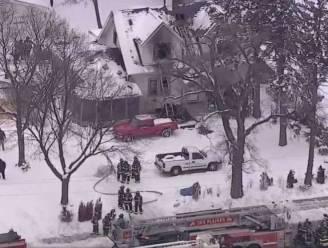 Jonge moeder (25) sterft met vier dochtertjes in woningbrand in VS