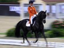 Hans Peter Minderhoud laat EK-finale schieten; zijn paard is niet zichzelf