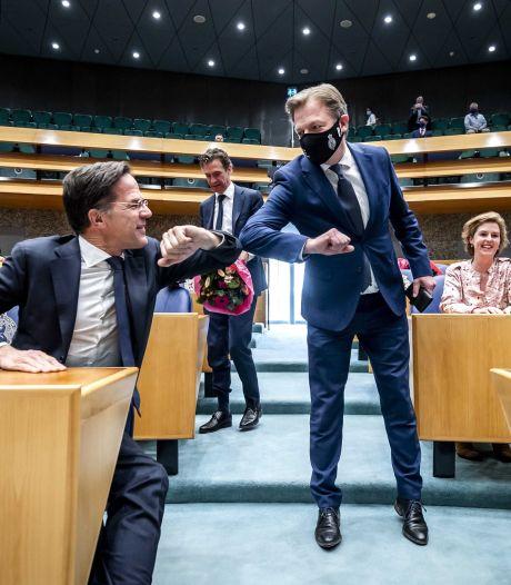 Het pad naar vrijheid, de facelift van Rutte en het grote wachten op Omtzigt
